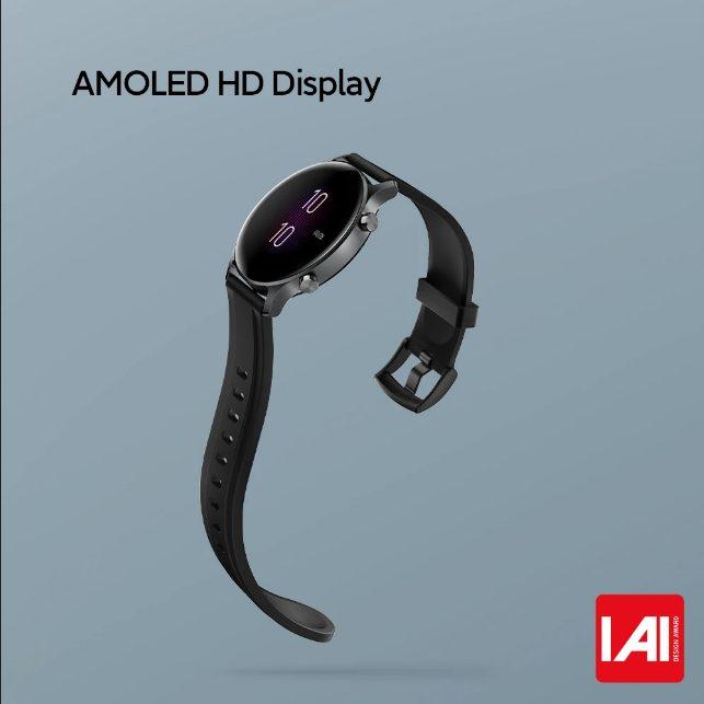 Новые смарт-часы для спортсменов от компании Haylou доступны для покупки по акционной цене