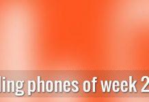 ТОП-10 смартфонов прошлой недели