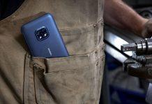 Nokia выпустили сверхпрочный смартфон XR20, который может работать в сетях 5G