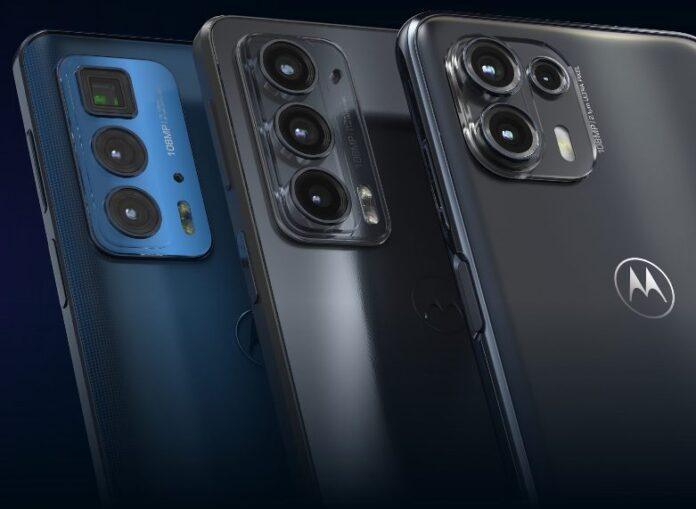 Motorola озвучила рекомендуемую цену на Edge 20 Pro