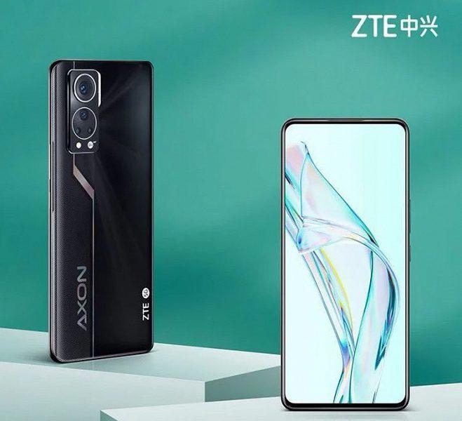 ZTE выпустит флагманский смартфон с подэкранной камерой