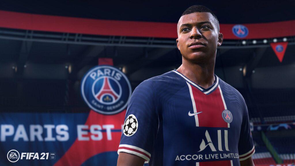 EA SPORTS ™ FIFA 21