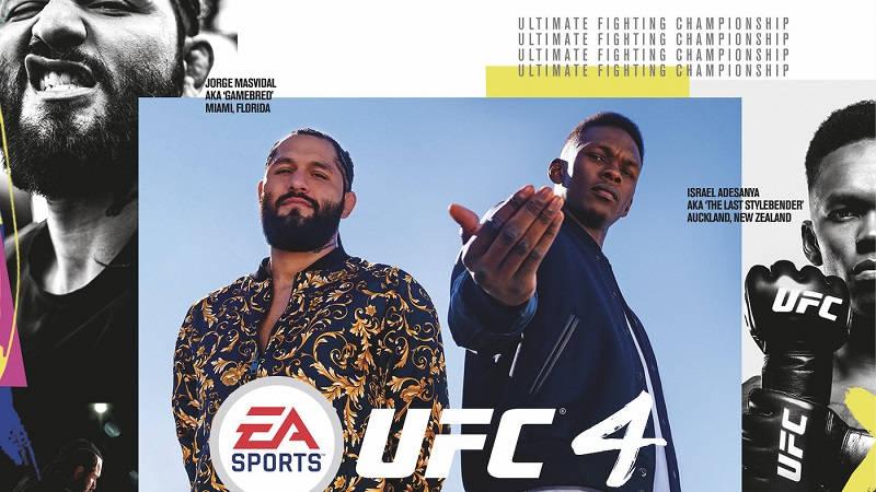 EA SPORTS ™ UFC® 4