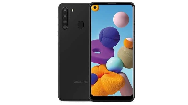 «Неисправный смартфон» Galaxy A21