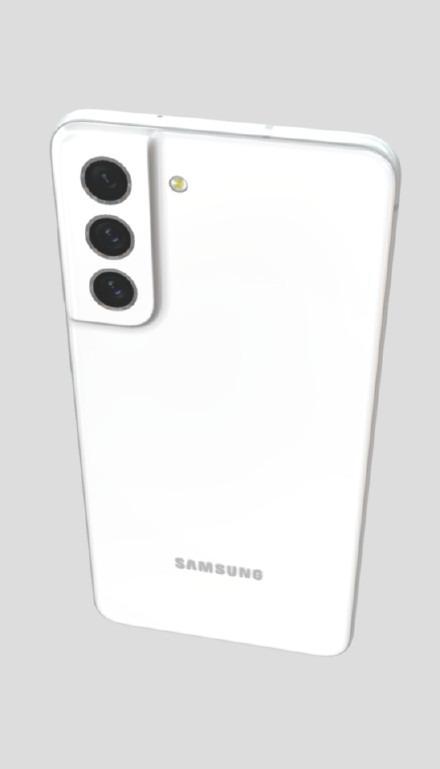 Экспозиция модели Samsung S21 FE
