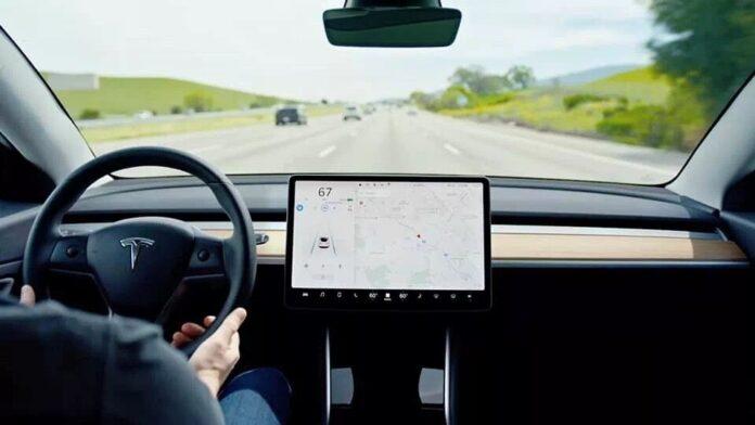 Tesla OTA обновляет функцию автосохранения