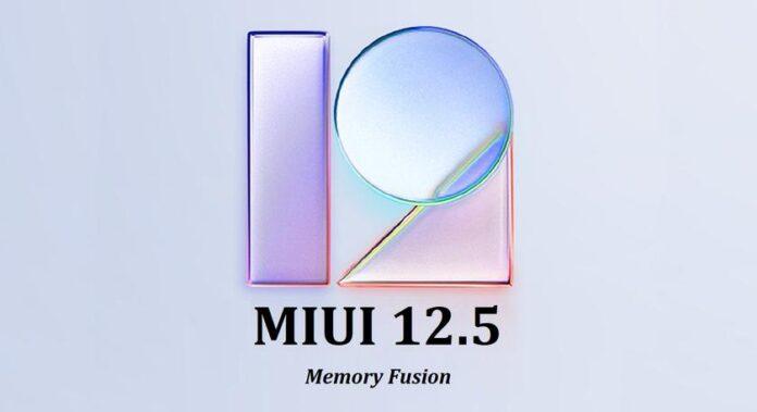 Первые смартфоны Xiaomi получили обновление до MIUI 12.5 с функцией расширения памяти