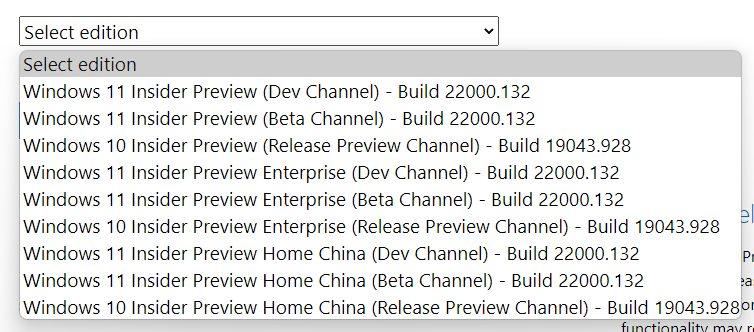 Windows 11 - новый ISO-образ