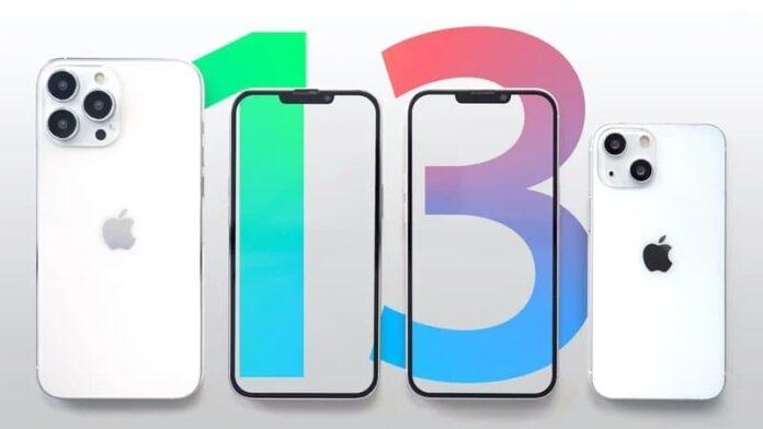 Экспозиция новых функций iPhone 13
