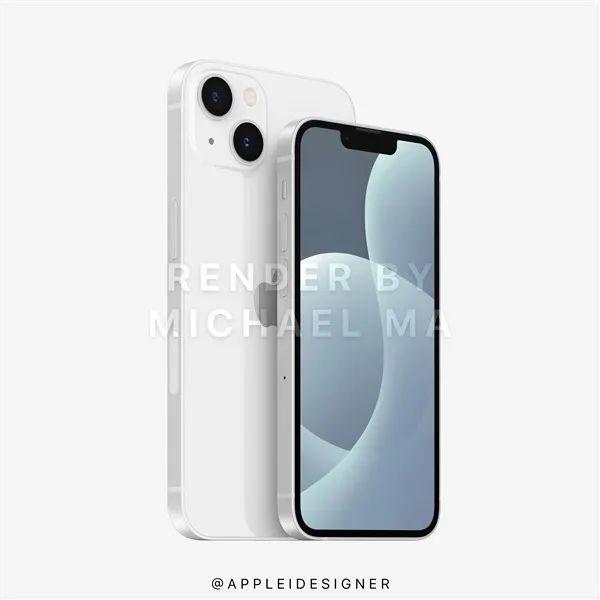 iPhone 13 и iPhone 13 Mini