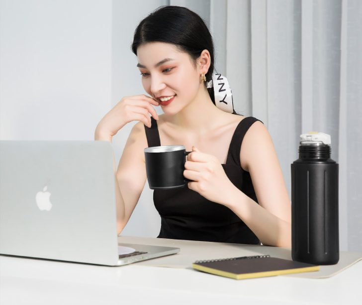 Ducoco Smart Space Cooling and Warming Cup