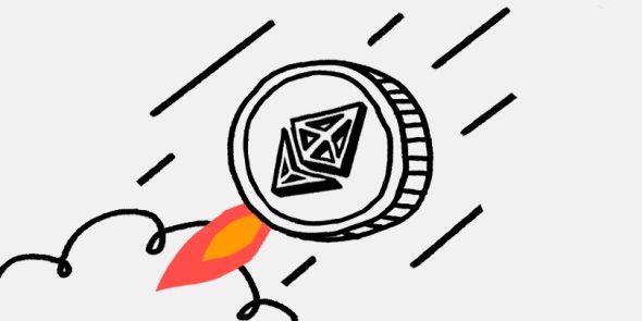 Перечислены три фактора, которые спровоцируют рост Ethereum