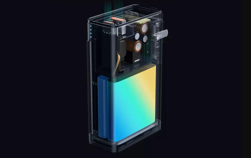 Блок питания – зарядное устройство Baseus 87 Вт