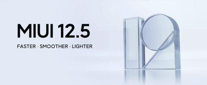 Сразу 8 смартфонов Xiaomi получили обновление MIUI 12.5