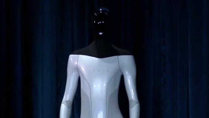 Презентация первого робота-гуманоида