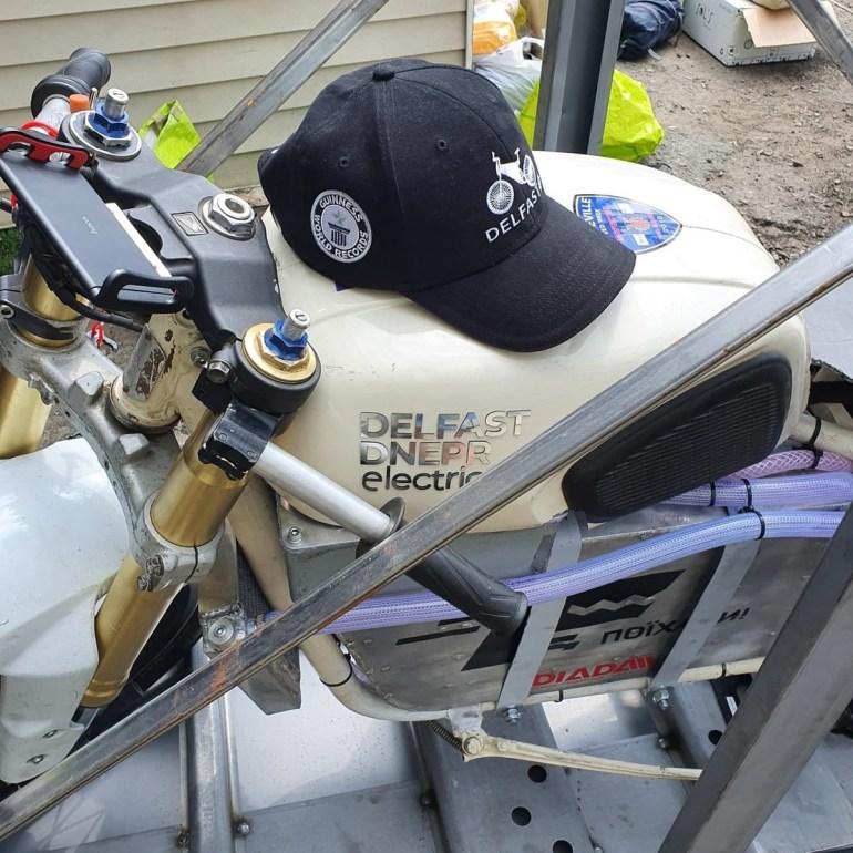 Delfast Dnepr Electric