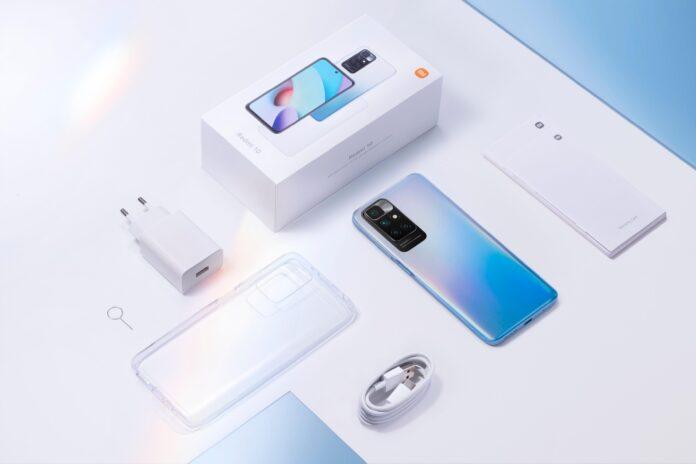 Компания Xiaomi предлагает глобальную версию Redmi 10 по специальной цене до 28 августа
