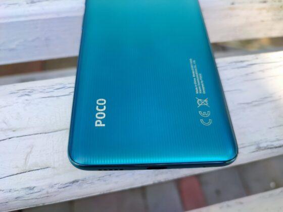 Задняя панель Poco X3 GT