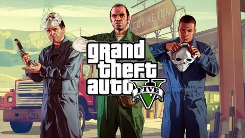 Популярная игра Grand Theft Auto V приносит создателям 1733 долларов в минуту