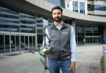 Компания Qualcomm выпустила дрон, способный снимать 8К видео