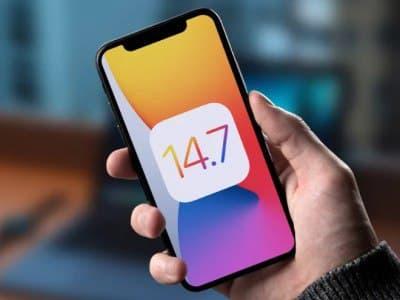 """Пользователи жалуются на ошибку """"Нет сервиса"""" после обновления iPhone до iOS 14.7.1"""