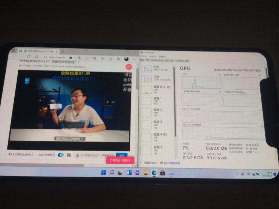 Windows 11 стабильно работает на Xiaomi Mi 8