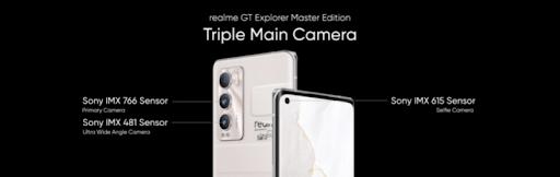 Представлены Realme GT Master Edition и GT Explorer Master Edition