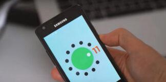 На Samsung Galaxy S2 с 1 ГБ оперативной памяти установили Android 11