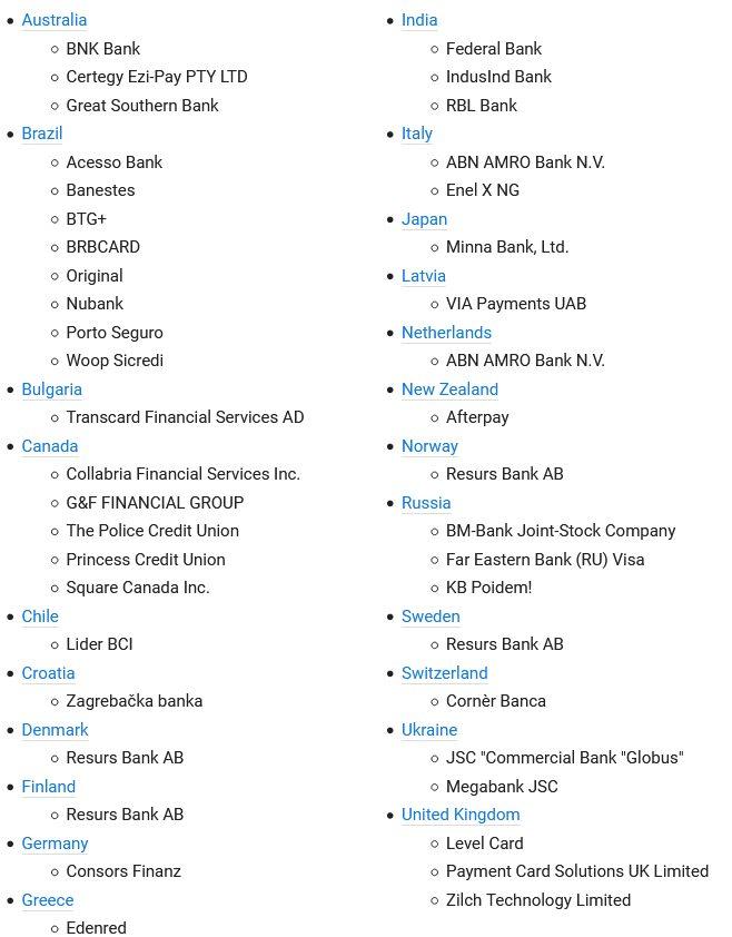 К GooglePay подключились два украинских банка