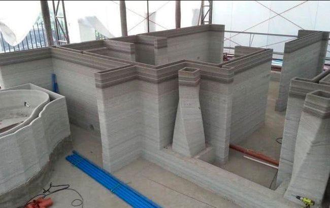 В Украине «напечатают» первый 3D-дом: место и сроки