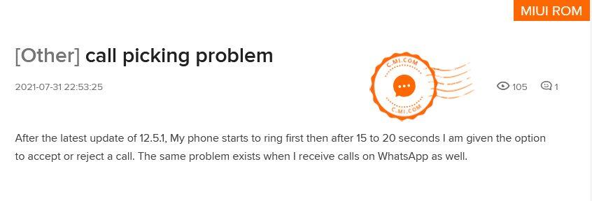 Список пострадавших от MIUI 12.5 смартфонов пополнился Poco F3
