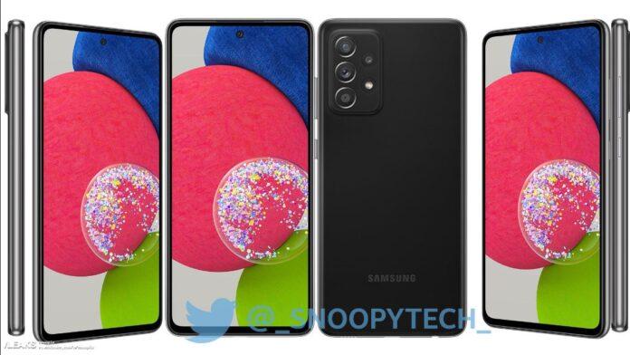 Первые фото самого мощного «середняка» Samsung и ориентировочная цена новейшего Galaxy A52s для Европы