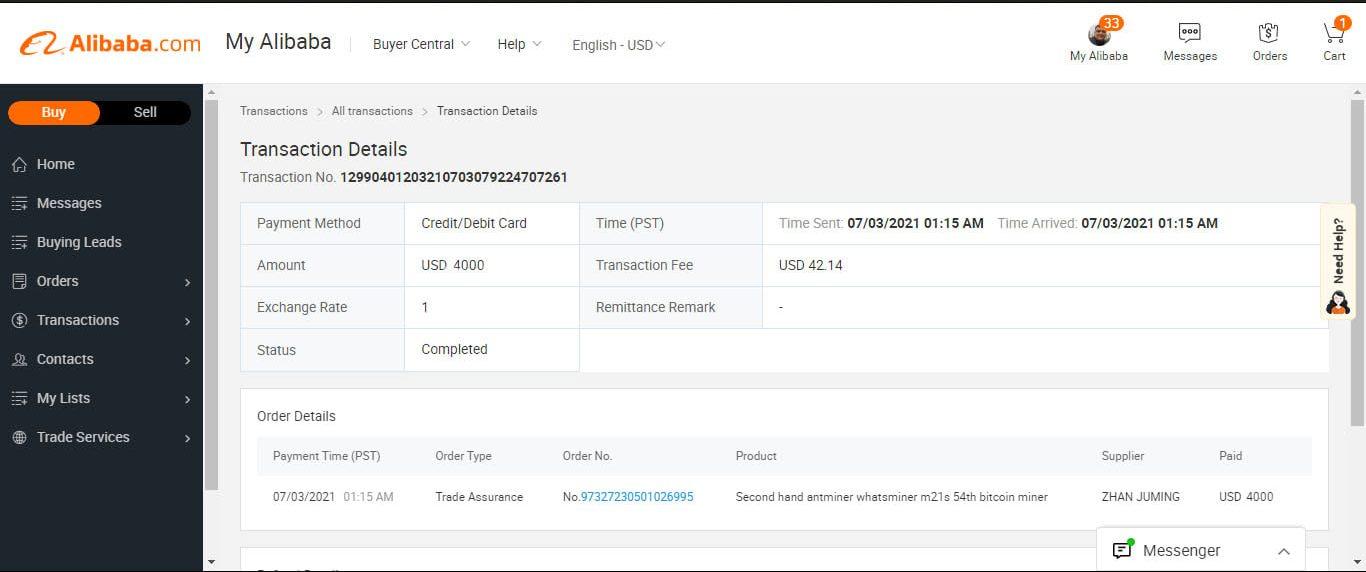 «Новая почта» выплатит 200 грн за потерянную посылку стоимостью $4000