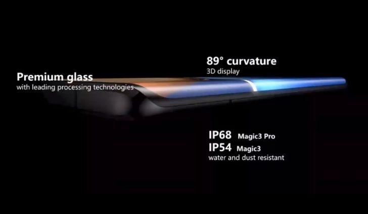 Компания Honor представила смартфоны Magic3 и Magic3 Pro с поддержкой сервисов Google и кинематографической функцией IMAX