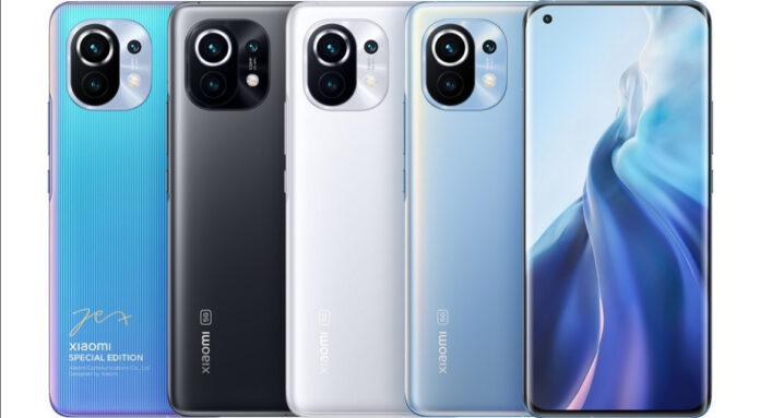 Новые данные о доступных флагманах Xiaomi Mi 11T и Xiaomi Mi 11T Pro