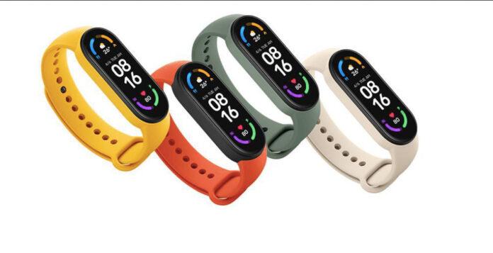 Mi Band 6 с функцией NFC может появиться в Европе уже этой осенью