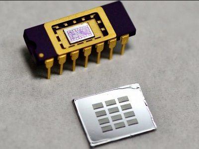 «Самоделкин» умудрился склепать процессор с 1,2 тысячами транзисторов у себя в гараже [ВИДЕО]