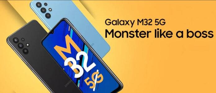 Samsung Galaxy M32 5G: клон Galaxy A32 5G для индийского рынка за $255,80