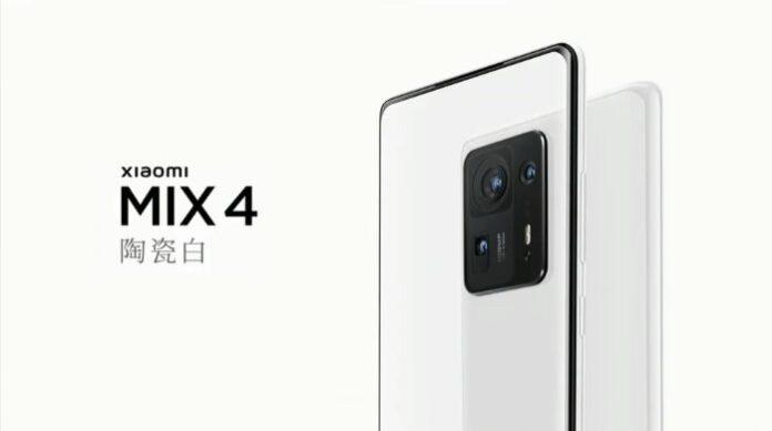 Представили Xiaomi Mi Mix 4