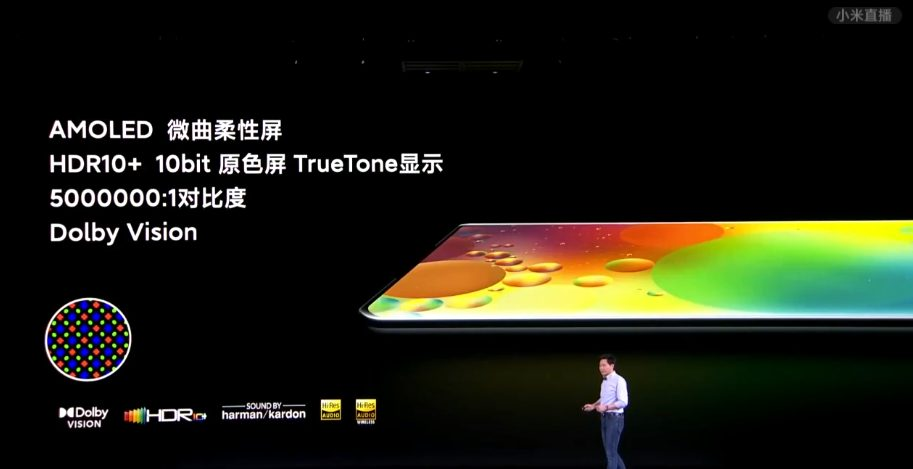 Экран Xiaomi Mi Mix 4