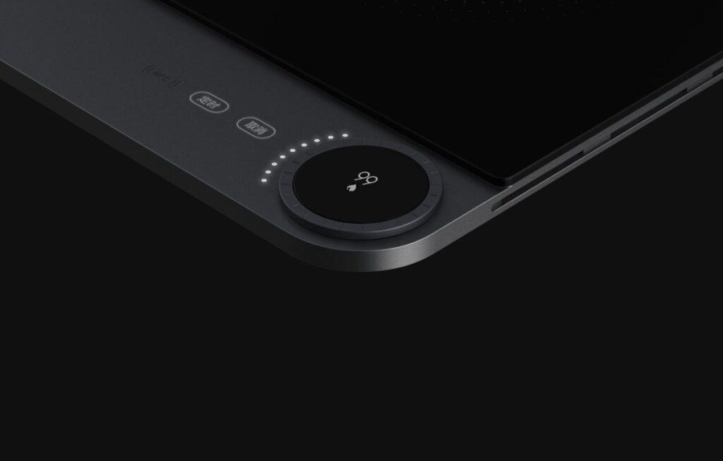 Xiaomi выпустила тонкую индукционную плиту с OLED-экраном и NFC