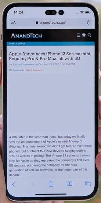 Каким будет iPhone 14