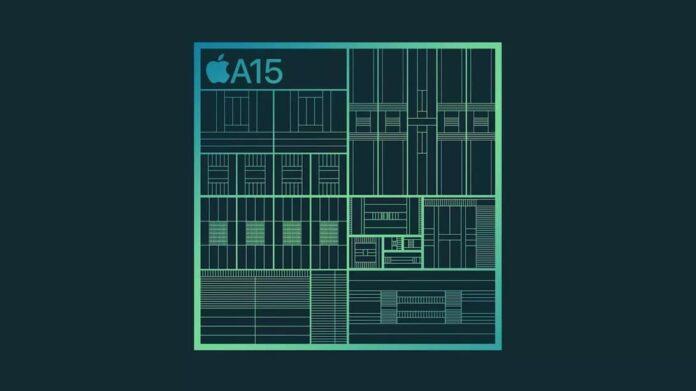 Производительность процессора A15