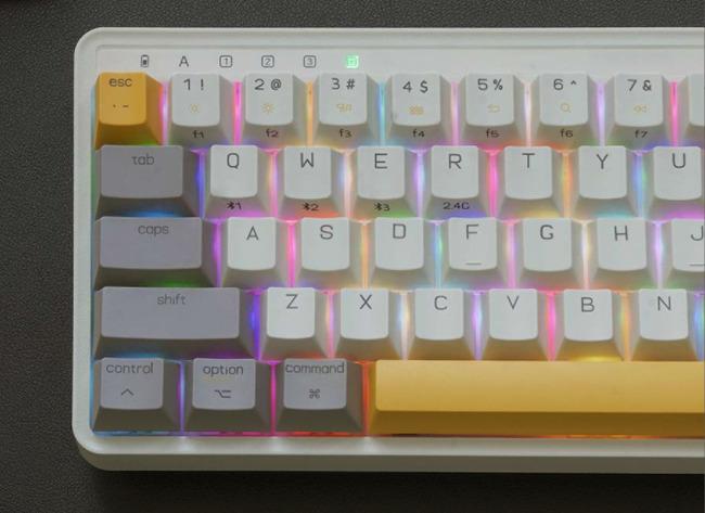 Механическая клавиатура серии Miwu ART