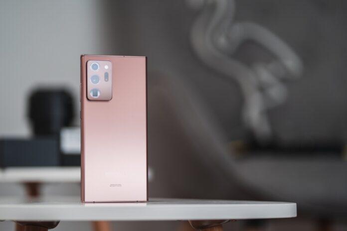 Samsung Galaxy Note 20 серии