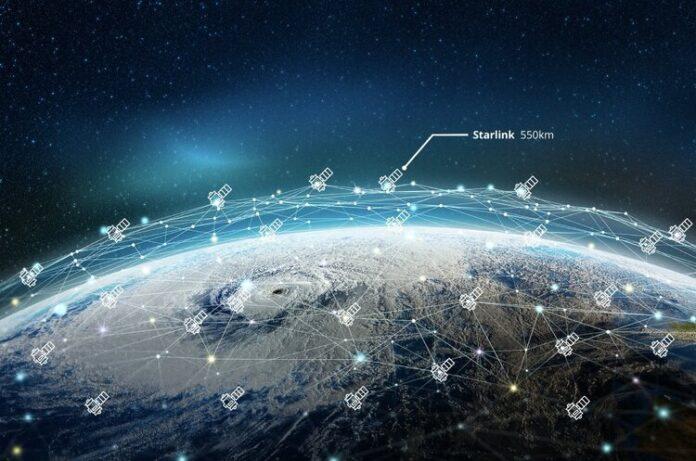 Starlink обеспечит подключение к интернету для космических путешественников и астронавтов
