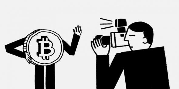 Уровень интереса к биткоину упал до минимума в 2021 году