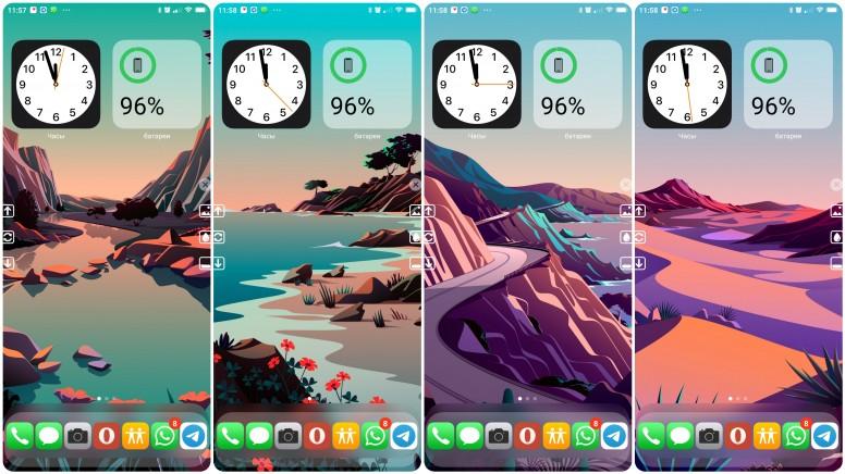 iOS 14X Pro