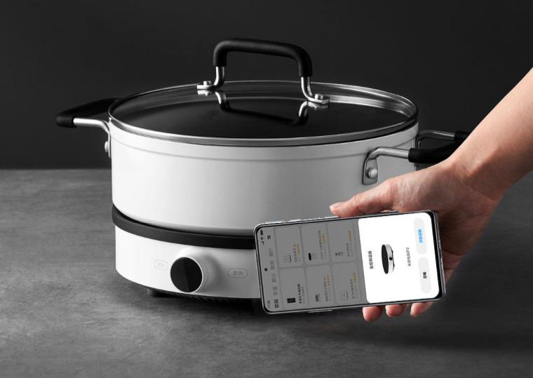 Новая индукционная плита Mijia 2
