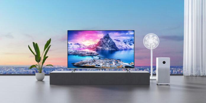 Xiaomi выпустила 4K QLED телевизор за 799 евро